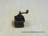 Molinillo de metal - Molinillo de café en miniatura