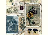 Paquete servilletas Nostalgia - Paquete de servilletas decorativas