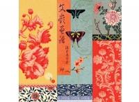 Paquete servilletas Oriente - Paquete de servilletas decorativas