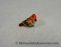 Pajaro en miniatura - Pajaro en miniatura