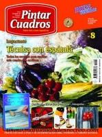 Revista de pintar cuadros, Espátula - Revista para aprender a pintar