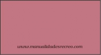 Pintura chalky Rosa Profundo 250 ml - Pintura efecto tiza carmesí