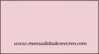 Pintura chalky Rosa Palido 250ml - Pintura chalky rosa