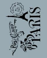 Plantilla starcir, Paris, 28cm x 21cm