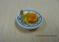 Plato de queso -