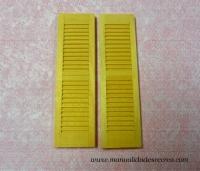Puertas de rejilla 2 unidades
