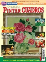 Revista de pintar cuadros, 2014 Nº 1 - Revistas para aprender a pintar