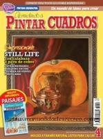 Revista pintar cuadros, still life - Revista de pintura en lienzos