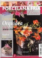 Revista porcelana fría, Flores Orquideas