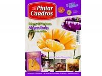 Revista de pintar cuadros, Flores -
