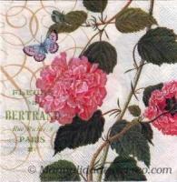 Paquete servilletas Rosal - Paquete de servilletas decorativas, Rosal