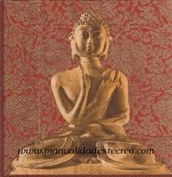 Paquete servilletas, Buda oro