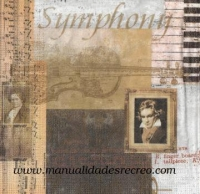 Paquete de servilletas, Symphony