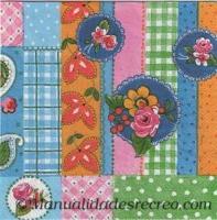 Paquete servilletas Colores - Paquete de servilletas para decoración