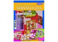 Revista de servilletas, revistero