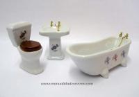 Set de baño -