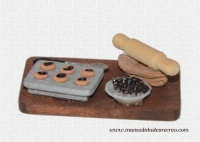 Tabla de repostería - Tabla de repostería en miniatura