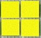 Tesela vitrea amarilla 200g - Tesela mosaico, amarillas