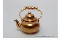 Tetera de cobre - Tetera en miniatura