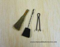 utensilios chimenea - Utensilios para chimenea