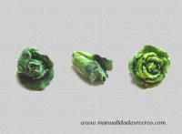 Juego de verduras - Juego de tres verduras