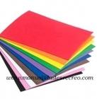 Paquete surtido de goma eva, 10 unidades - Surtido de colores de goma eva 30cm x 20cm