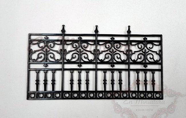 Reja forja  - Reja de forja para balcones o entradas