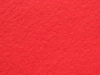 Fieltro Rojo 45cm x 30cm x 1mm de grosor -