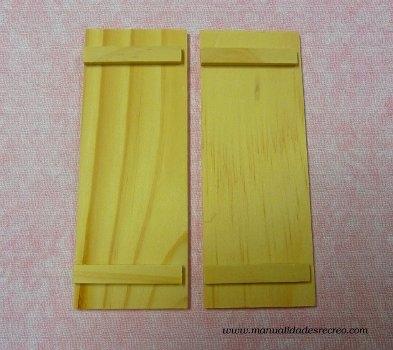 Puertas de madera for Puertas madera natural