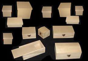 Materiales y productos de manualidades y bellas artes - Cajas madera baratas ...